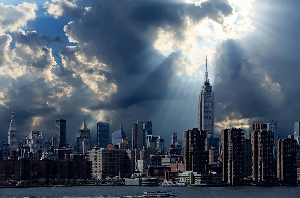 vluchten new york new york